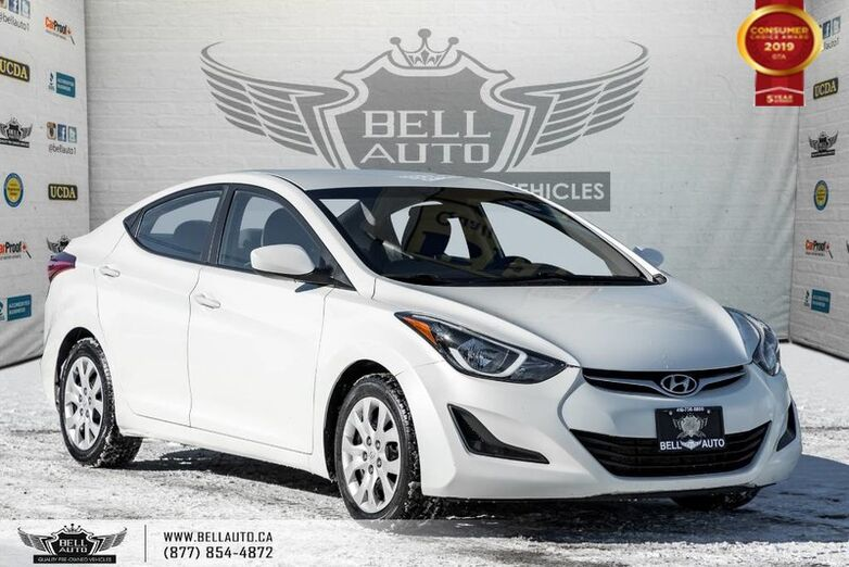 2014 Hyundai Elantra L, BLUETOOTH, HEATED SEAT, TRACTION CNTRL Toronto ON