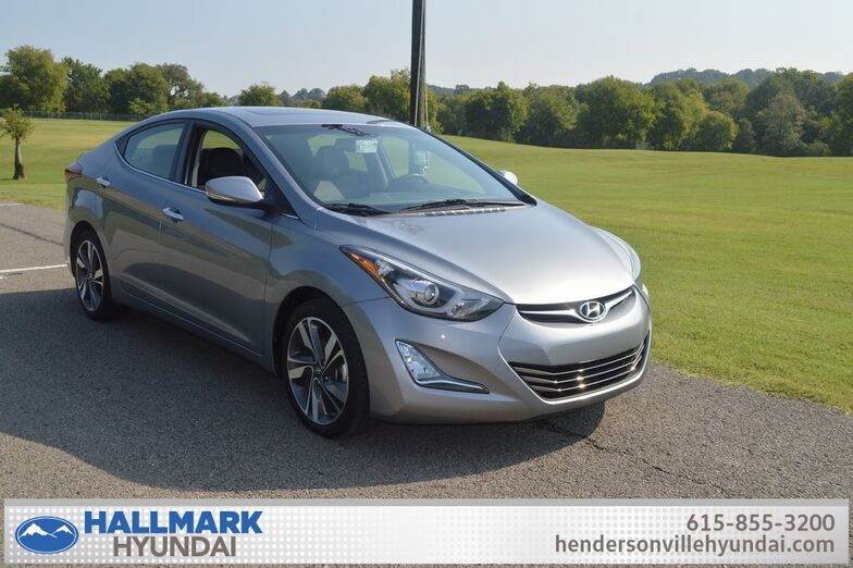 2014 Hyundai Elantra Limited Franklin TN