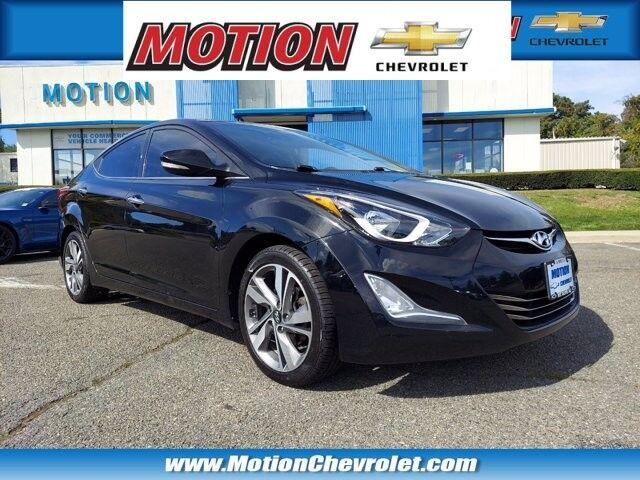 2014 Hyundai Elantra Limited Hackettstown NJ