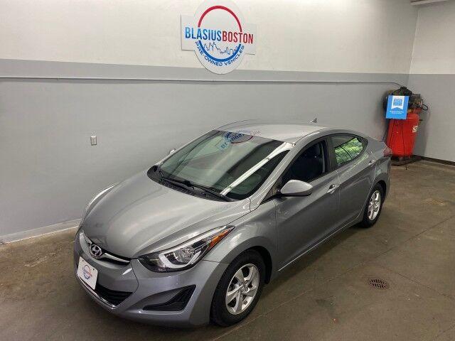 2014 Hyundai Elantra Limited Holliston MA