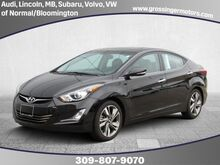 2014_Hyundai_Elantra_Limited_ Normal IL