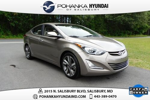 2014_Hyundai_Elantra_Limited **ONE OWNER**CERTIFIED**_ Salisbury MD