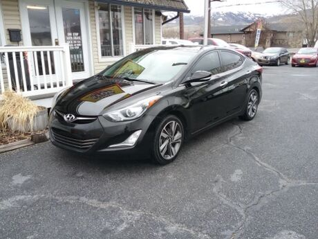 2014 Hyundai Elantra Limited Pocatello and Blackfoot ID