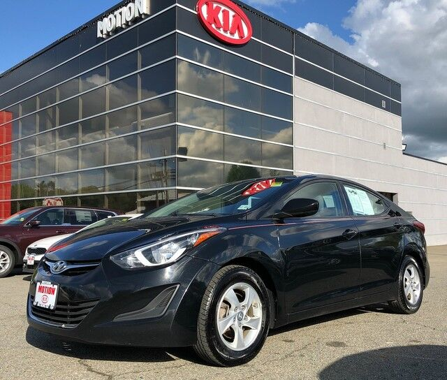 2014 Hyundai Elantra SE Hackettstown NJ