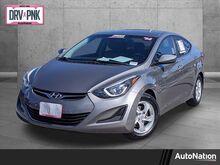 2014_Hyundai_Elantra_SE_ Buena Park CA
