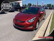 2014_Hyundai_Elantra_SE_ Decatur AL