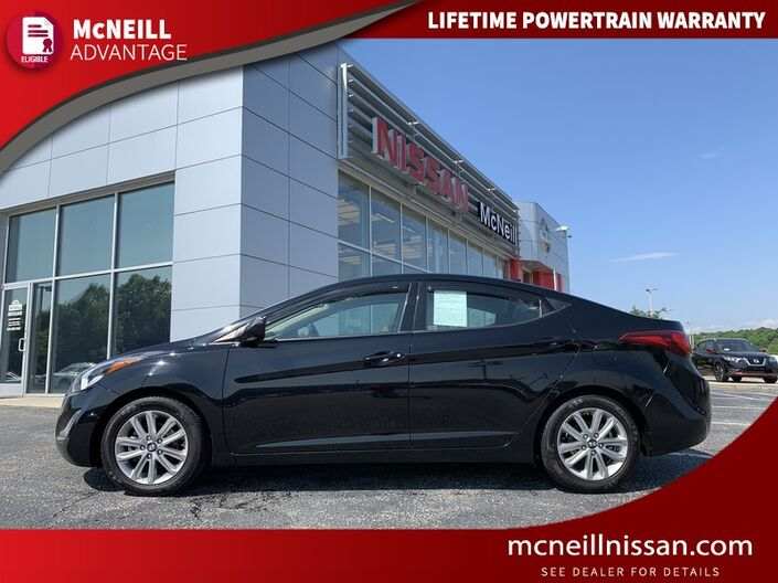 2014 Hyundai Elantra SE High Point NC