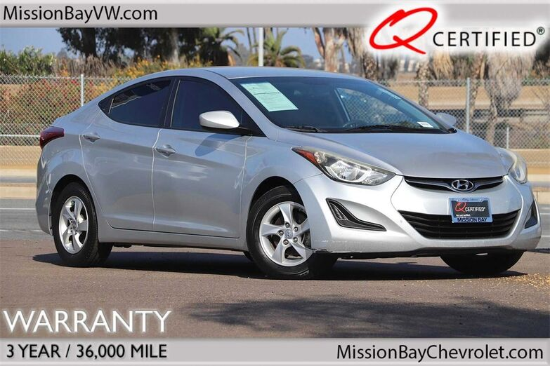 2014 Hyundai Elantra SE San Diego CA