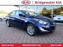 2014_Hyundai_Elantra_SE Sedan, Remote Keyless Entry, Rear-View Camera, Touch-Screen Audio Display, Bluetooth Technology, Front Bucket Seats, 16-Inch Alloy Wheels,_ Bridgewater NJ