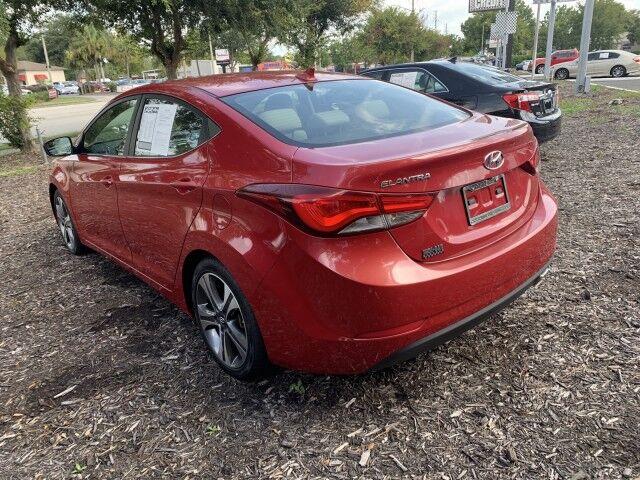2014 Hyundai Elantra Sport Gainesville FL