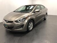 Hyundai Elantra UNKNOWN 2014