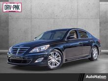2014_Hyundai_Genesis_3.8L_ Miami FL
