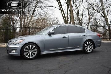 2014_Hyundai_Genesis_5.0L R-Spec_ Willow Grove PA