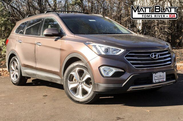 2014 Hyundai Santa Fe Limited Egg Harbor Township NJ