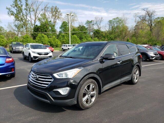 2014 Hyundai Santa Fe Limited Lima OH