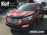 2014 Hyundai Santa Fe Premium One Owner! No Accidents, Heated Steering Wheel