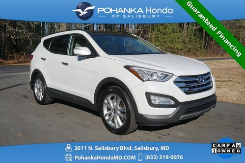 2014_Hyundai_Santa Fe Sport_2.0L Turbo NAVI & SUNROOF ** ONE OWNER **_ Salisbury MD