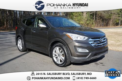 2014_Hyundai_Santa Fe Sport_2.0L Turbo **ONE OWNER**_ Salisbury MD