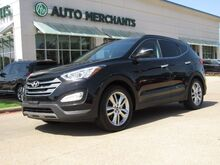 2014_Hyundai_Santa Fe_Sport 2.0T FWD LEATHER, BACKUP CAMERA, NAVIGATION, BLIND SPOT MONITOR, KEYLESS START, HTD FRONT STS_ Plano TX