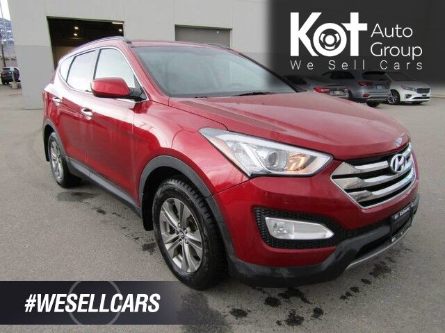 2014 Hyundai Santa Fe Sport Heated Seats, Cruise Control, Air Conditioning Kelowna BC