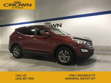 2014_Hyundai_Santa Fe Sport_Premium AWD **Remote Start** Tinted Windows** Both Rows Heated Seats**_ Winnipeg MB