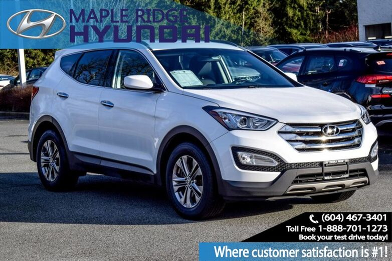 2014 Hyundai Santa Fe Sport Premium, Heated Seats, Bluetooth Maple Ridge BC