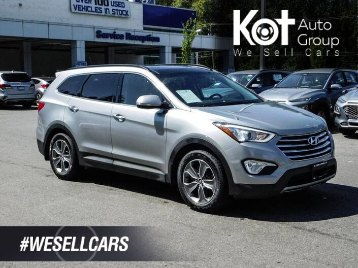 2014 Hyundai Santa Fe XL AWD 4dr 3.3L Auto Luxury Maple Ridge BC