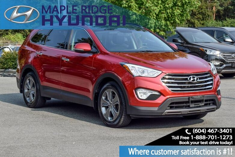 2014 Hyundai Santa Fe XL AWD 4dr 3.3L Auto Luxury w/6-Passenger Maple Ridge BC