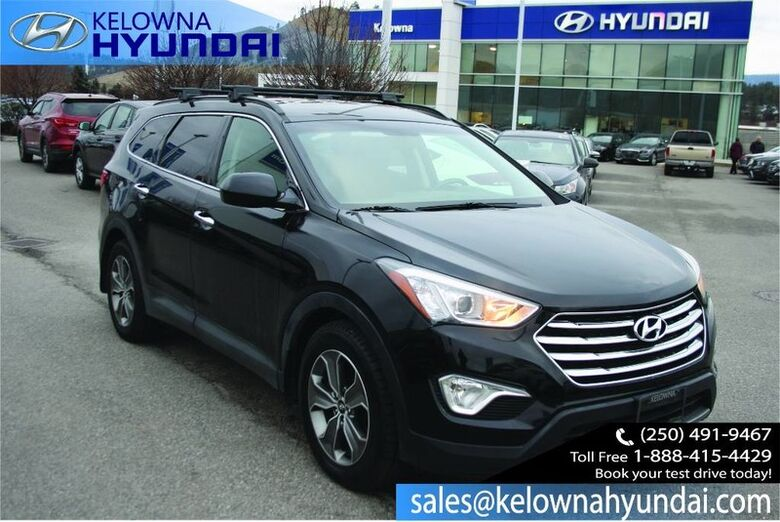 2014 Hyundai Santa Fe XL Premium Bluetooth, Heated Front seats, Kelowna BC