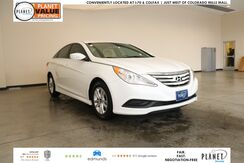 2014 Hyundai Sonata GLS Golden CO