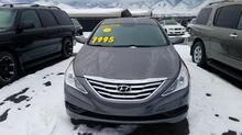 2014_Hyundai_Sonata_GLS_ North Logan UT