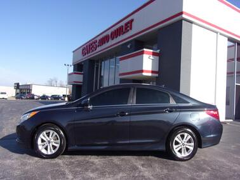2014_Hyundai_Sonata_GLS_ Richmond KY