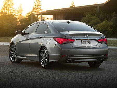 2014_Hyundai_Sonata_GLS_ Salisbury MD