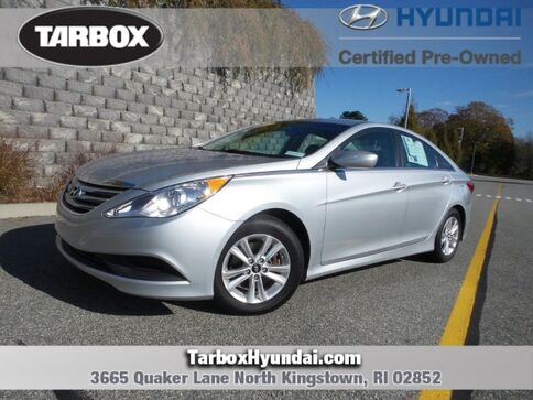 2014_Hyundai_Sonata_GLS_ North Kingstown RI