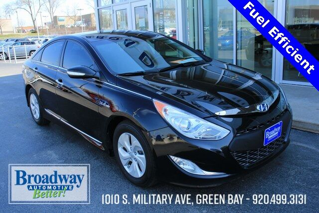 2014 Hyundai Sonata Hybrid Base Green Bay WI