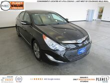 2014 Hyundai Sonata Hybrid Limited Golden CO