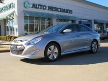 2014_Hyundai_Sonata Hybrid_PANORAMIC SUNROOF, NAVIGATION SYSTEM, BACK-UP CAMERA, LEATHER INTERIOR, BLUETOOTH CONNECTION_ Plano TX