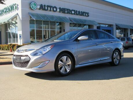 2014 Hyundai Sonata Hybrid PANORAMIC SUNROOF, NAVIGATION SYSTEM, BACK-UP CAMERA, LEATHER INTERIOR, BLUETOOTH CONNECTION Plano TX