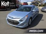2014 Hyundai Sonata Hybrid PREMIUM! SAVE ON GAS TODAY! PERFECT VICTORIA UNIT!