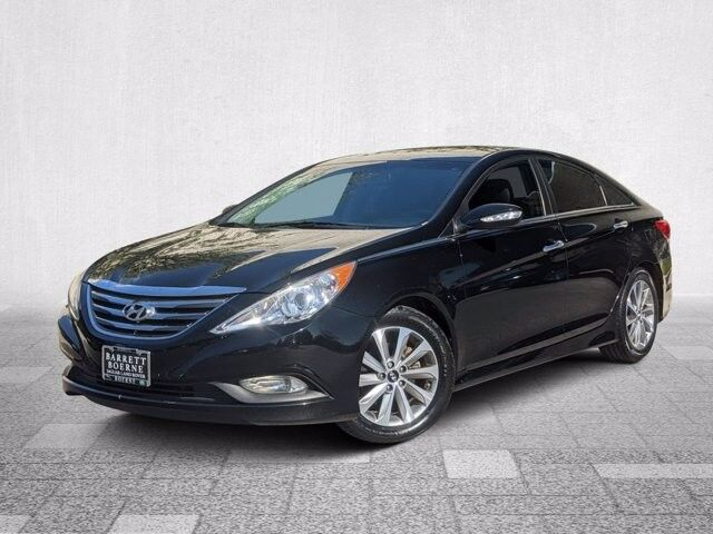2014 Hyundai Sonata Limited San Antonio TX