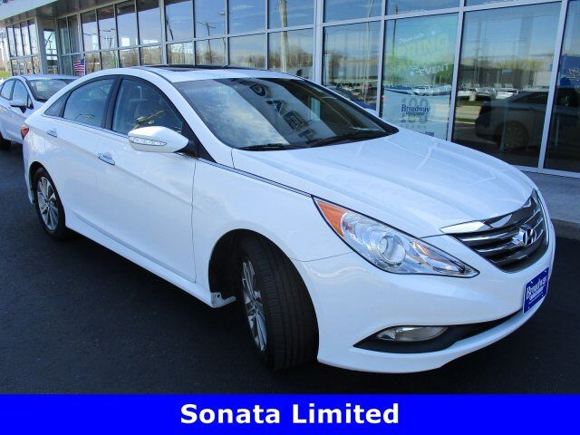 2014 Hyundai Sonata Limited Green Bay WI