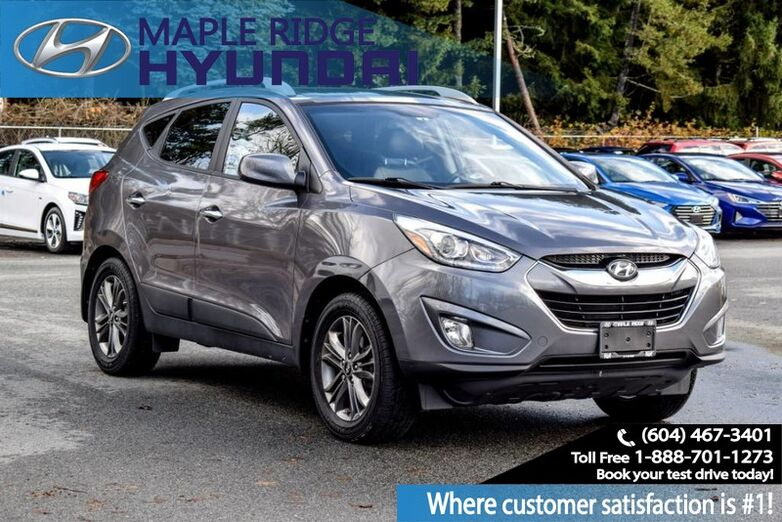 2014 Hyundai Tucson AWD, GLS, Blue Tooth, Back Up Camera, Power Options Maple Ridge BC