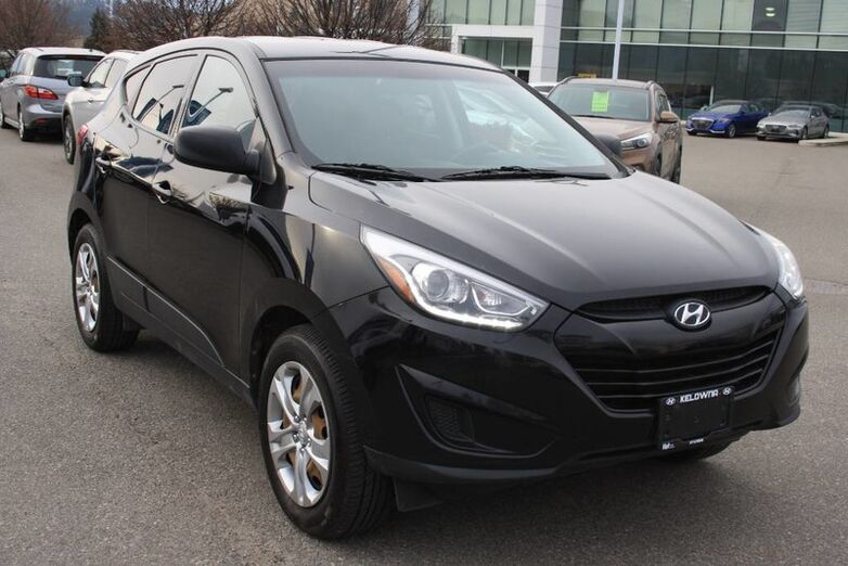2014 Hyundai Tucson GL Bluetooth, Power options,heated seats. Penticton BC