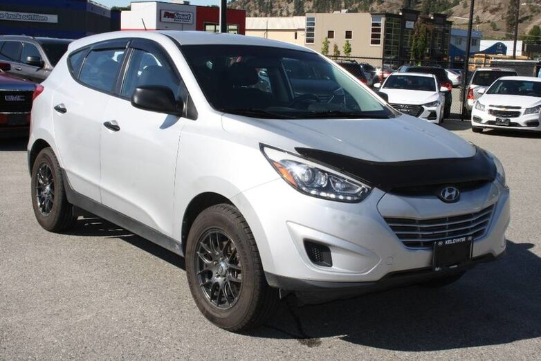2014 Hyundai Tucson GL No accident, Heated seats, Bluetooth Kelowna BC