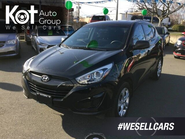2014 Hyundai Tucson GL One Owner! No Accidents Kelowna BC