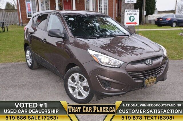 2014 Hyundai Tucson GL$60/WkBluetoothHtd SeatsSteering Wheel Controls London ON