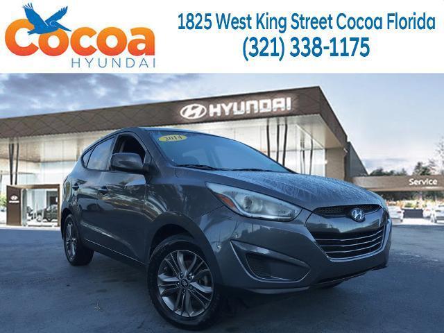 2014 Hyundai Tucson GLS Cocoa FL
