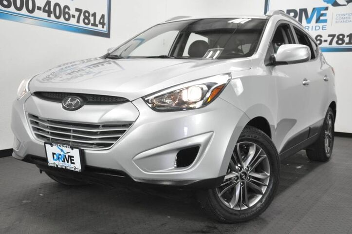 2014 Hyundai Tucson Limited 51K 6-Speed Automatic Overdrive Front-Wheel Drive Houston TX