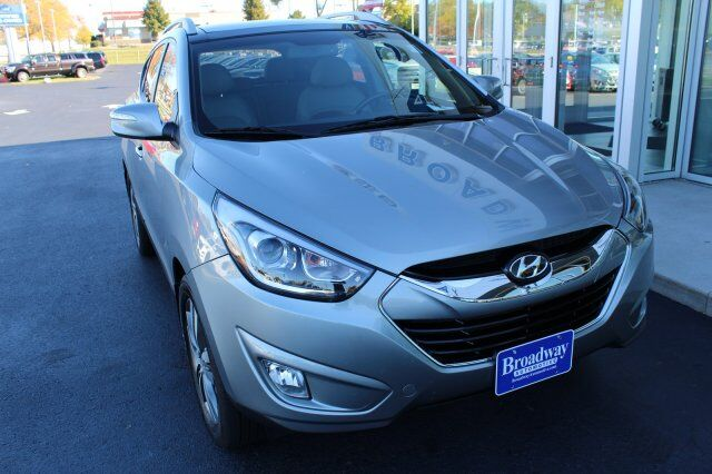 2014 Hyundai Tucson Limited Green Bay WI