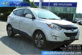 2014 Hyundai Tucson Limited No accident